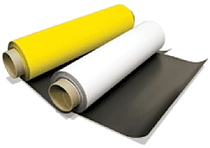 picture regarding Printable Magnetic Sheeting known as Matte White .030\