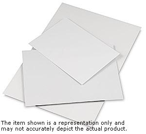 ".040 Aluminum Sheet Painted Dark Bronze 6/"" x 8/"""